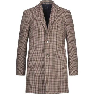 ロイヤル ロウ ROYAL ROW メンズ コート アウター coat Khaki