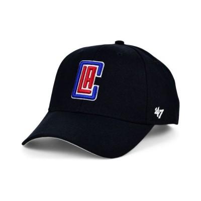 47ブランド メンズ 帽子 アクセサリー Los Angeles Clippers Team Color MVP Cap