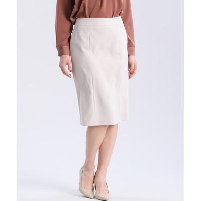 【マルシェ ド クリアインプレッション/MARCHE de CLEAR IMPRESSION】  《洗えるセットアップ》ナノテックスタイトスカート