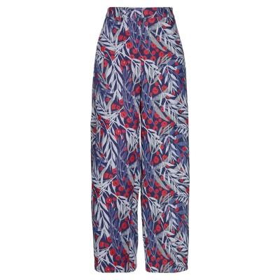LE'S パンツ ブルー 42 コットン 64% / ナイロン 31% / ポリウレタン 5% パンツ