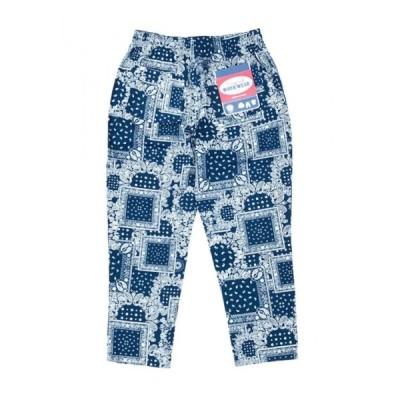 Original Workwear オリジナルワークウェア CHEF PANT NAVY BANDANA シェフパンツ ネイビーバンダナ