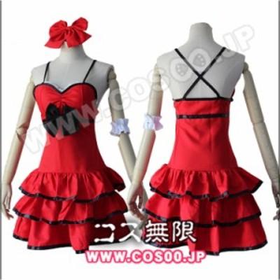 Fate/Extra◆セイバー ネロ 私服◆コスプレ衣装