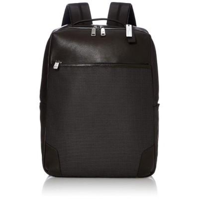 [トーテムリボー] ビジネスバックパック 豊岡鞄 soreソア 牛革 パンチング メンズ TRV0706-60 グレー