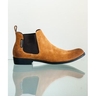 BUFFALO BOBS / ALBERT(アルバート)サイドゴア ショート ブーツ MEN シューズ > ブーツ