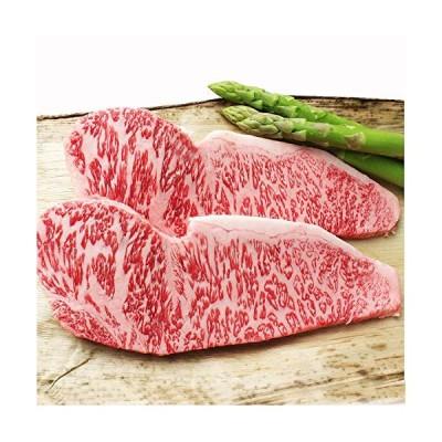 黒毛和牛 サーロインステーキ 2枚(1枚約200g) ステーキ肉 サーロイン 牛肉 ギフト)