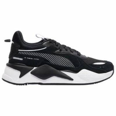 (取寄)プーマ レディース シューズ プーマ RS-X レインベントWomen's Shoes PUMA RS-X ReinventBlack White 送料無料