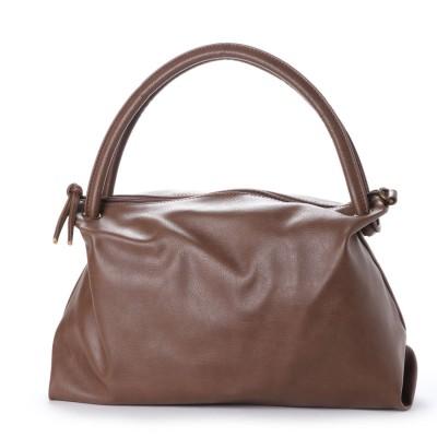 ラナン Ranan くったりシルエットが大人可愛いバッグ (BR)