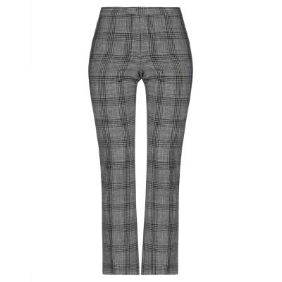 イザベル マラン ISABEL MARANT パンツ ブラック 36 コットン 53% / バージンウール 46% / ナイロン 1% パンツ