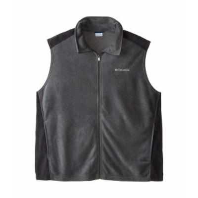 コロンビア メンズ コート アウター Big & Tall Steens Mountain Vest Grill/Black