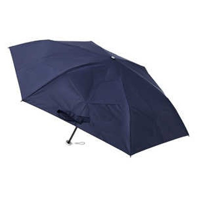 ムーンバット urawaza 一級遮光遮熱日傘 ディープブルー 3123030064057550