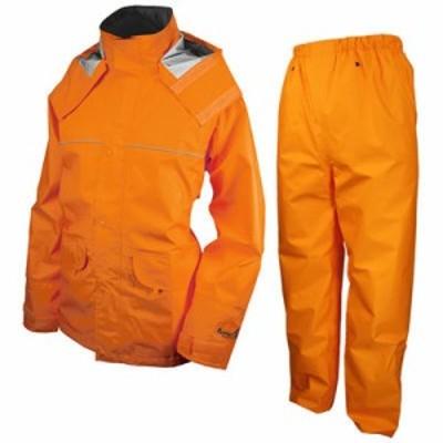 URVAN(アーヴァン) AA-17934 レインスーツ 千両万両 オレンジ 3L #9850 (AA17934)