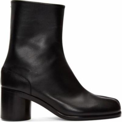 メゾン マルジェラ Maison Margiela メンズ ブーツ シューズ・靴 Black Tabi Boots Black