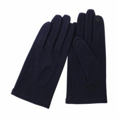 MEN メンズ 紳士用 抗菌・抗ウイルスグローブ 秋冬用 BA70018M9 NV ネイビー ファッション 手袋