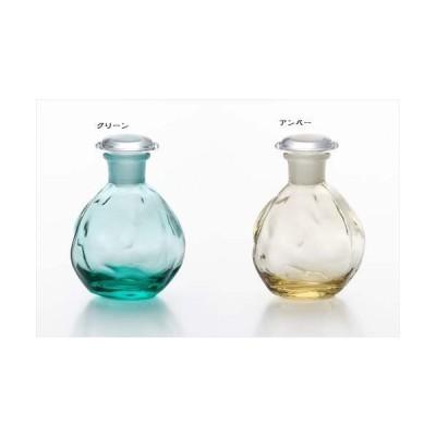 ガラス調味料入れ カラー醤油ボトル/大  アデリア 145ml