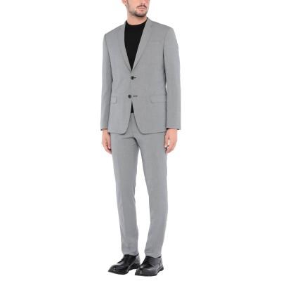HAVANA & CO. スーツ グレー 48 ポリエステル 70% / レーヨン 28% / ポリウレタン 2% スーツ