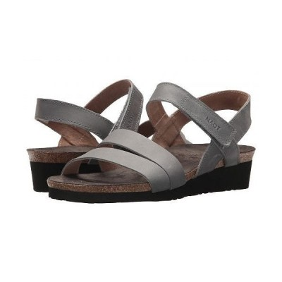 Naot ナオト レディース 女性用 シューズ 靴 サンダル Kayla - Wide - Vintage Slate Nubuck