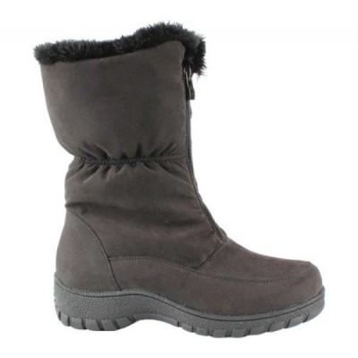 ワンダーラスト Wanderlust レディース ブーツ シューズ・靴 Rubacca Winter Boot Black Waterproof Micro Fabric