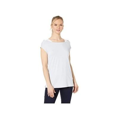 コロンビア Place To Place Short Sleeve Shirt レディース シャツ トップス Cirrus Grey Heather