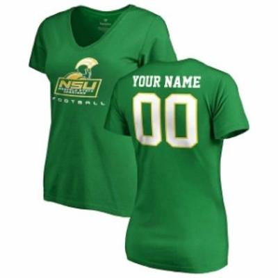 Fanatics Branded ファナティクス ブランド スポーツ用品  Norfolk State Spartans Womens Kelly Green Personalized F