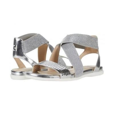 Cole Haan コールハーン レディース 女性用 シューズ 靴 サンダル Grand Ambition Elastic Sandal - Silver Specchio Perferated Upper