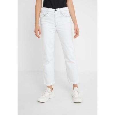 スリーバイワン デニムパンツ レディース ボトムス AUSTIN CROP - Straight leg jeans - adelia