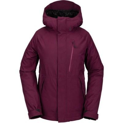 ボルコム Volcom レディース スキー・スノーボード ジャケット アウター Aris Insulated Gore-Tex Snowboard Jacket Vibrant Purple