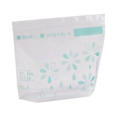 カウネット ZIPZAP 手洗い・漂白用バッグ Mサイズ 20枚入 4299−7009