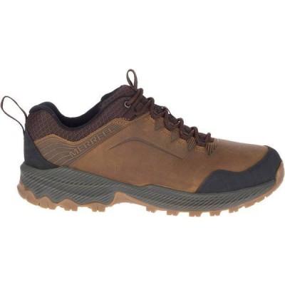 メレル メンズ ブーツ・レインブーツ シューズ Merrell Men's Forestbound Low Waterproof Hiking Shoes
