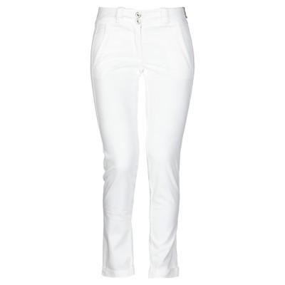 アンナリータ エンネ ANNARITA N パンツ ホワイト 32 97% コットン 3% ポリウレタン パンツ