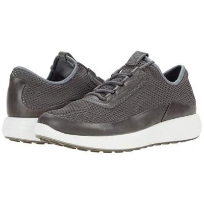 エコー Soft 7 Runner Summer Sneaker メンズ スニーカー 靴 シューズ Titanium/Titanium