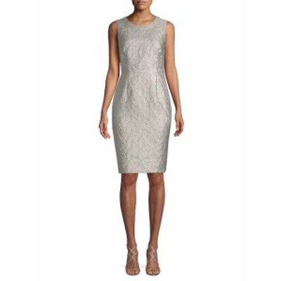マックスマラ レディース ワンピース Accento Geometric Sheath Dress