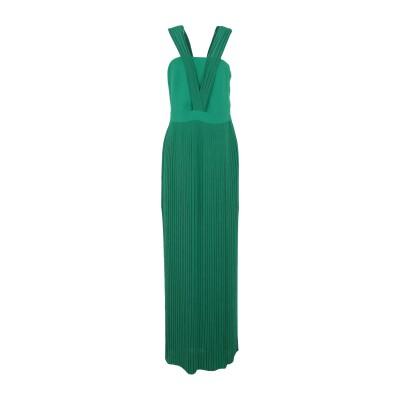 HANITA ロングワンピース&ドレス グリーン M ポリエステル 100% ロングワンピース&ドレス