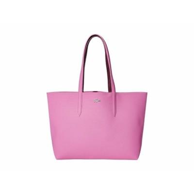 ラコステ ハンドバッグ バッグ レディース Anna Large Reversible Shopping Bag Paquerette Fonce/Jungle/Star Anise