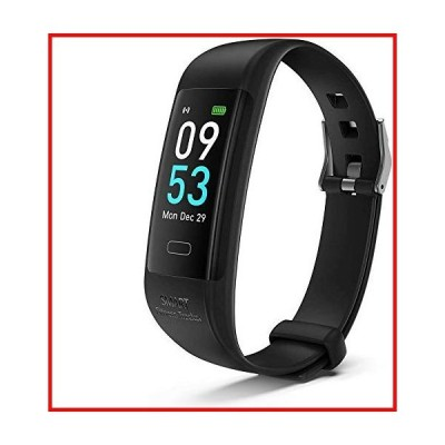 Number-one Fitness Tracker S5 Activity Tracker Watch with Heart Rate Sleep Monitor, IP68 Waterproof Smart Bracelet with Step Counter Calorie