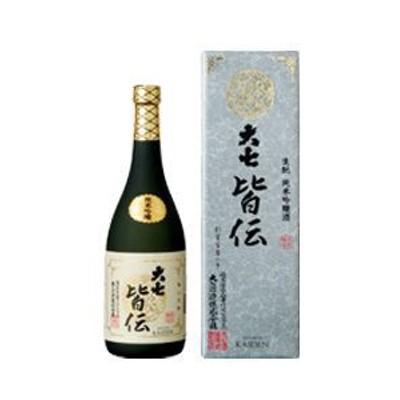 大七酒造(株) 大七 皆伝 純米吟醸 720ml 福島 e537