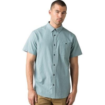 プラーナ シャツ メンズ トップス Jaffra Short-Sleeve Shirt - Men's Breeze