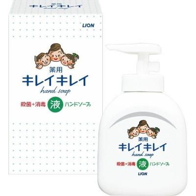 ライオン キレイキレイ薬用液体ハンドソ-プ(250ml箱入) (キレイ250液 箱N) [豆8] ギフト お祝い 内祝 御礼 御返し