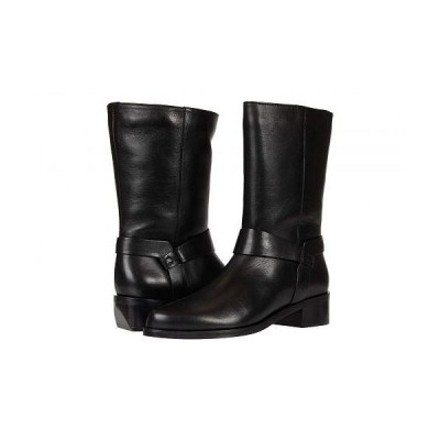 Aquatalia アクアタリア レディース 女性用 シューズ 靴 ブーツ ミッドカフ Giuliana - Black