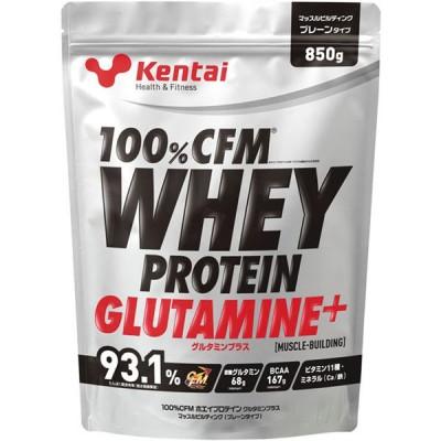 健康体力研究所 KTK-K220 100%CFMホエイプロテイン グルタミンプラス マッスルビルディング プレーンタイプ