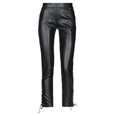 MANGANO パンツ ブラック M/L ポリエステル 70% / ポリウレタン 25% / ポリウレタン 5% パンツ