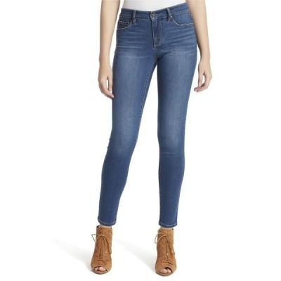 ジェシカシンプソン デニムパンツ ボトムス レディース Kiss Me Super Skinny Jeans Navy