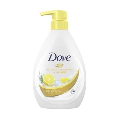 ダヴ ボディウォッシュ グレープフルーツ&レモングラス ポンプ ( 500g )/ ダヴ(Dove)
