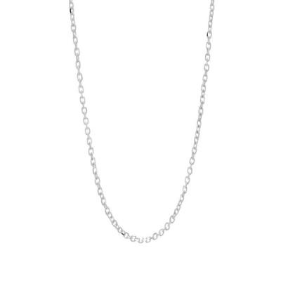 ハットンラボ Hatton Labs メンズ ネックレス ジュエリー・アクセサリー edge chain Sterling Silver