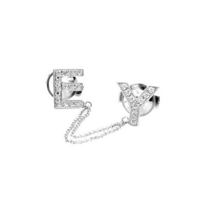 メンズジュエリー ダイヤモンド プラチナ ピンブローチ ラペルピン イニシャル E Y タイタック タイピン タックピン ダイヤ スタッドボタン 送料無料