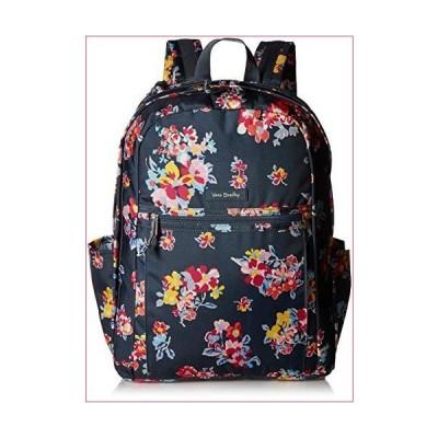 Vera Bradley Women's Lighten Up Grand Backpack, Tossed Posies(並行輸入品)