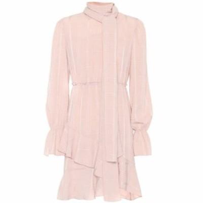 クロエ See By Chloe レディース ワンピース ワンピース・ドレス ruffled scarf dress Smoky Pink