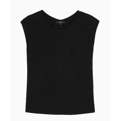 tシャツ Tシャツ ラウンドネックシンプルカットソー