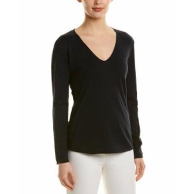 ファッション トップス Raffi Cashmere-Blend Sweater S