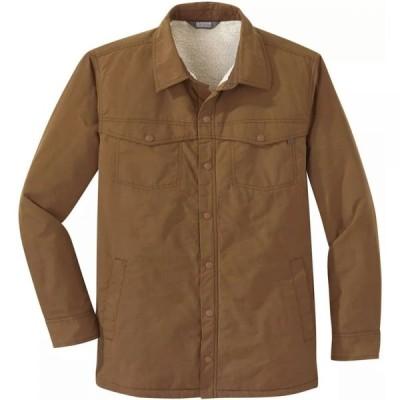 アウトドアリサーチ Outdoor Research メンズ ジャケット シャツジャケット アウター Wilson Shirt Jacket Saddle