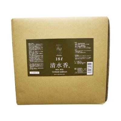 清水香 香料(ウッディーグリーン)18リットル
